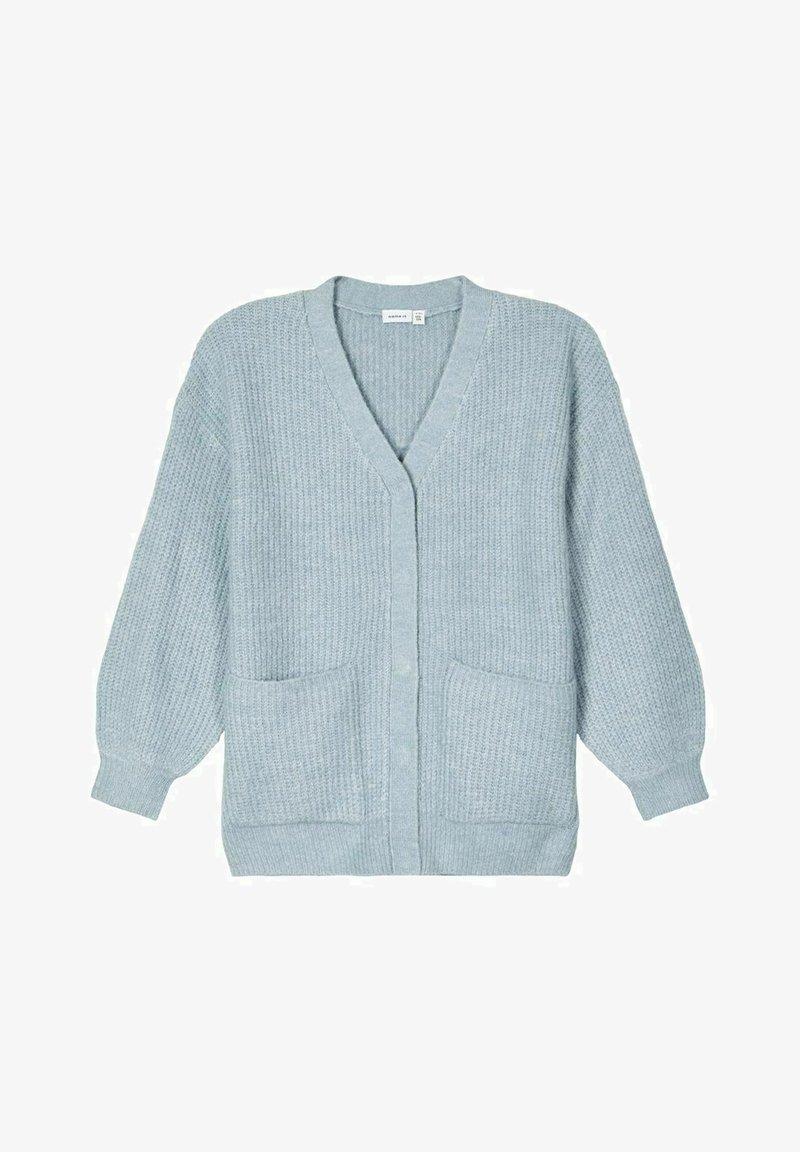 Name it - Vest - dusty blue