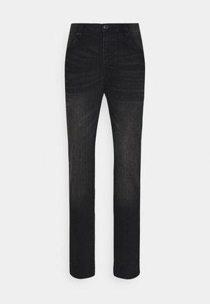 SLIM LEG - Jeans Slim Fit - washed black