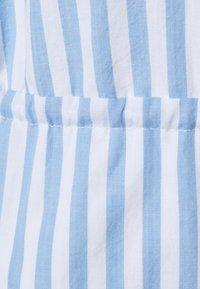 Selected Femme - SLFPERA ZENIA DRESS - Day dress - snow white/blue - 2