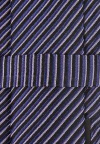OLYMP - HANDGEFERTIGT - Tie - jeans - 1
