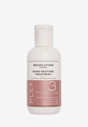 HAIRCARE PLEX 3 BOND RESTORE TREATMENT - Haarverzorging - -