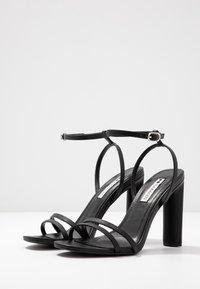 Even&Odd - Sandaler med høye hæler - black - 4