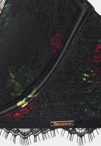 Boux Avenue - CARRIE BALCONETTE - Sujetador balconette - black mix - 2