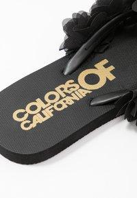 Colors of California - T-bar sandals - black - 2