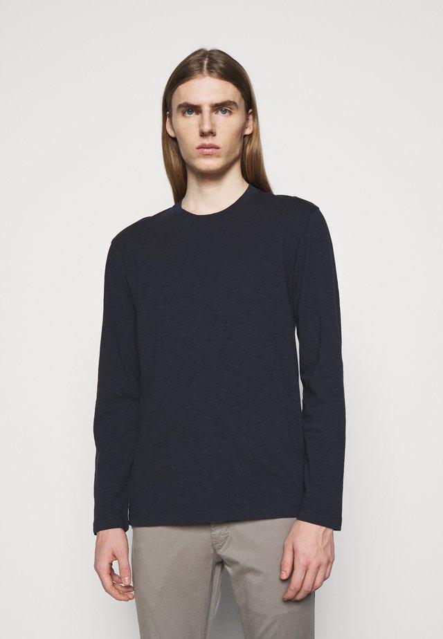 LONGSLEEVE - T-shirt à manches longues - black navy