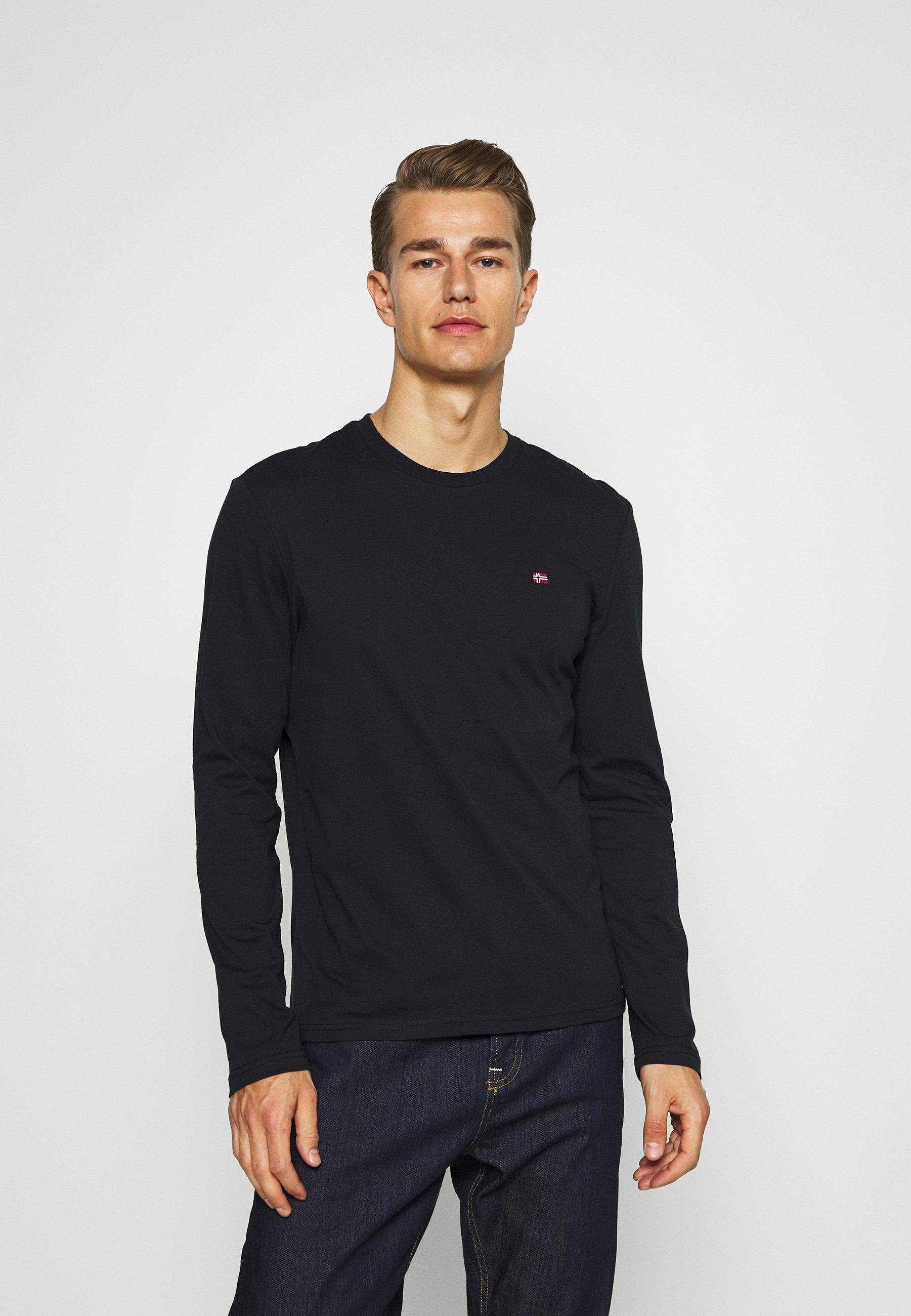 Men SALIS  - Long sleeved top