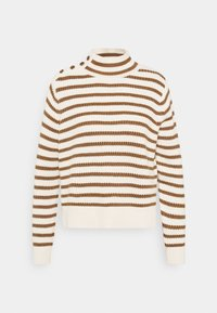 Mos Mosh - STRIPE - Jumper - toasted cocount - 5