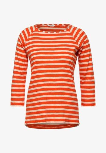 MUSTER - Long sleeved top - orange