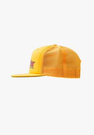 BASECAP MIT SLOGAN - Caps - yellow
