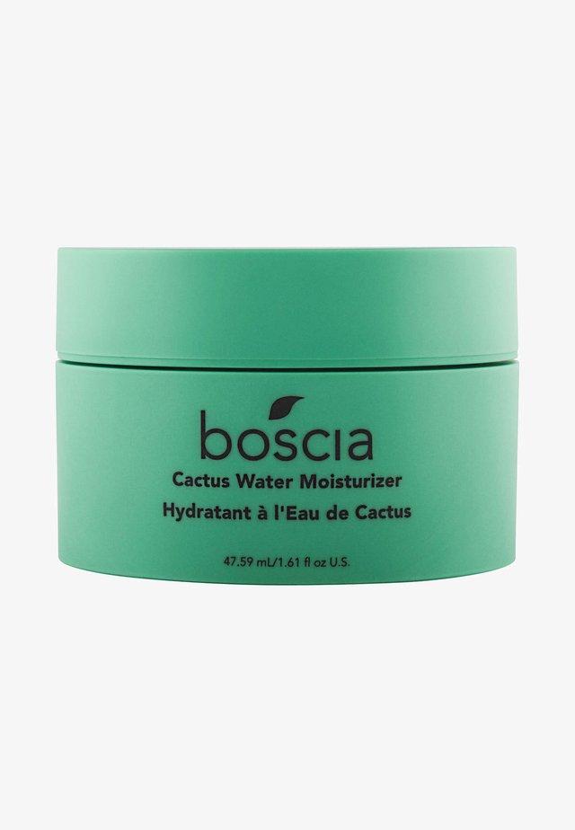 CACTUS WATER MOISTURIZER - Dagcrème - green
