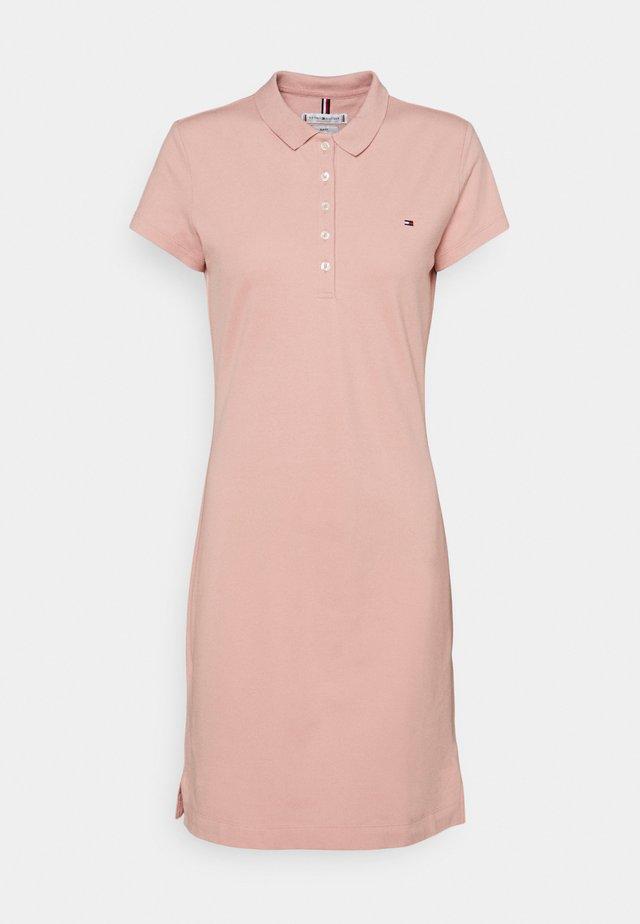 SLIM DRESS - Robe d'été - soothing pink