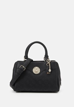 DAYANE GIRLFRIEND SATCHEL - Håndveske - black
