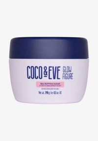 Coco & Eve - GLOW FIGURE BALI BUFFING SUGAR - Gommage corps - - - 0
