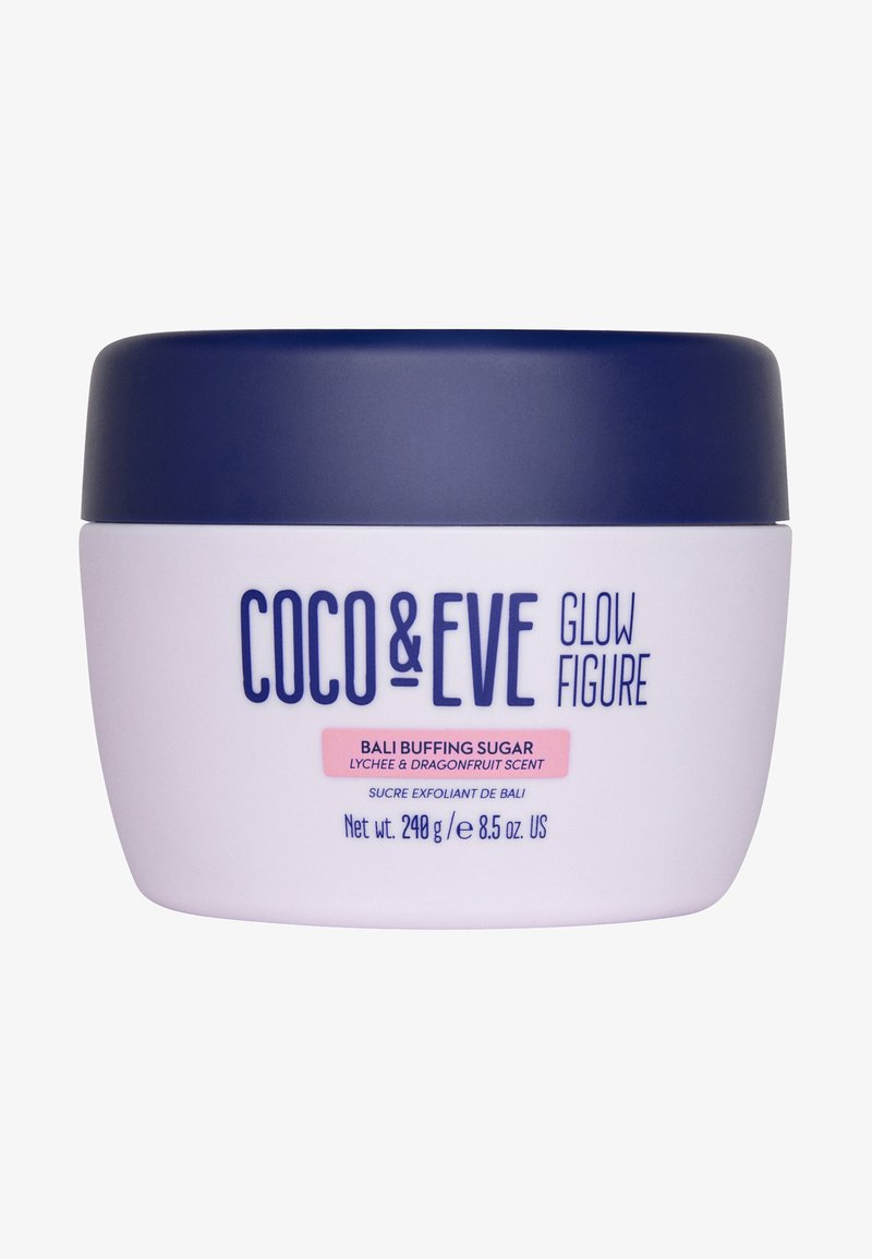 Coco & Eve - GLOW FIGURE BALI BUFFING SUGAR - Gommage corps - -