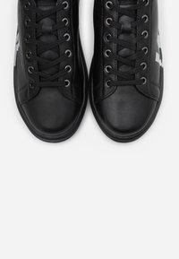 KARL LAGERFELD - KAPRI LOGO  - Sneakers - black - 5