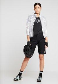 Fox Racing - WOMENS RANGER - T-Shirt print - black - 1