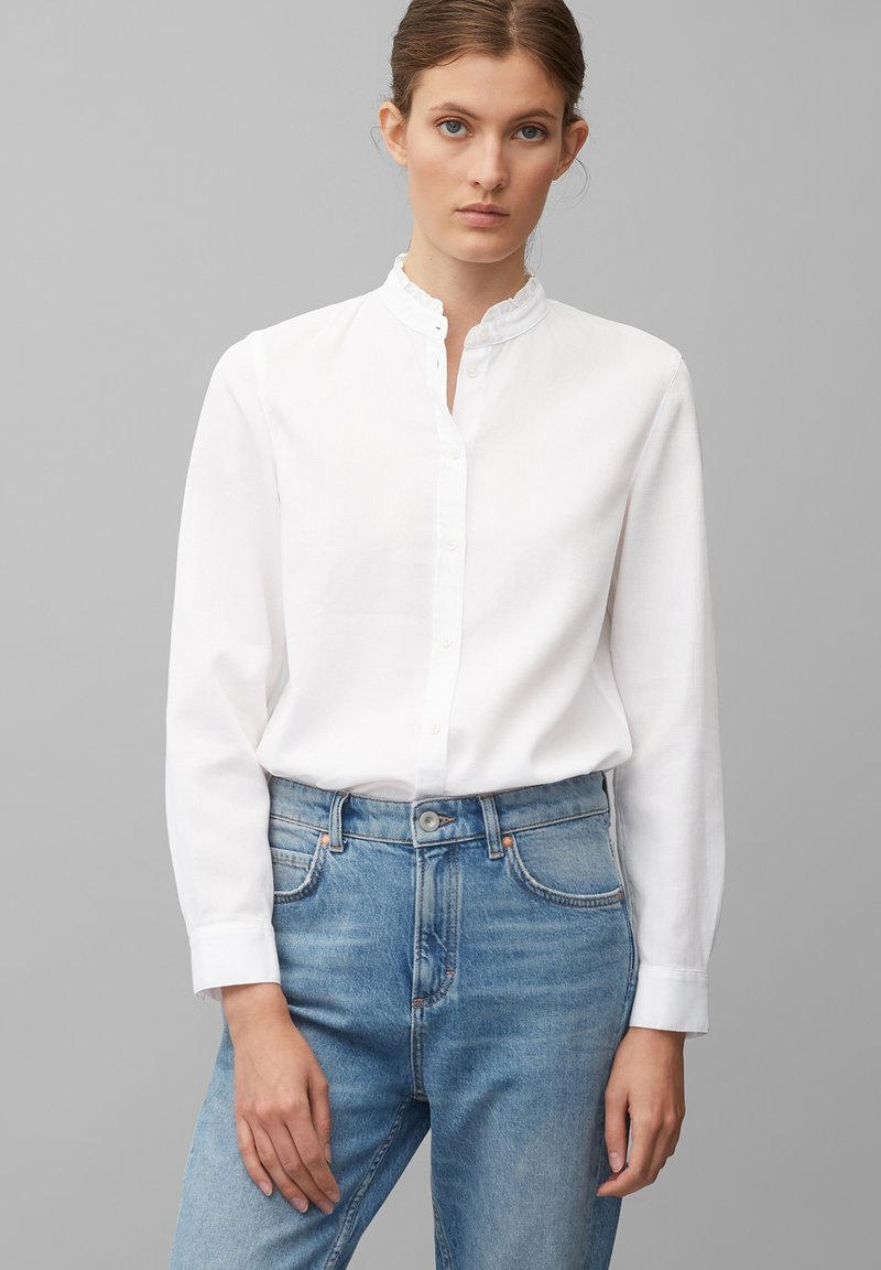 Marc O'Polo - Button-down blouse - white