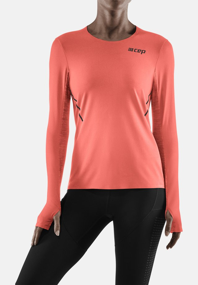 Sports shirt - coral