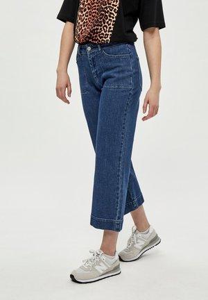 FLORENCE - Flared Jeans - dark blue