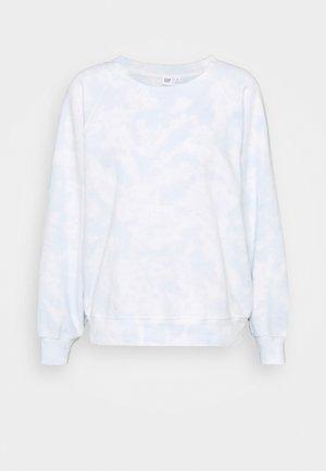 RAGLAN - Sweatshirt - cloudy blue