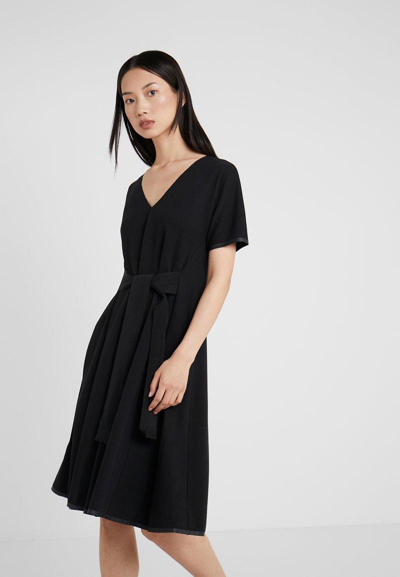 MAX&Co. - COPPIA - Robe en jersey - black