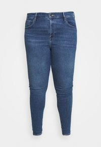 Levi's® Plus - MILE HIGH - Jeans Skinny Fit - blue denim - 3