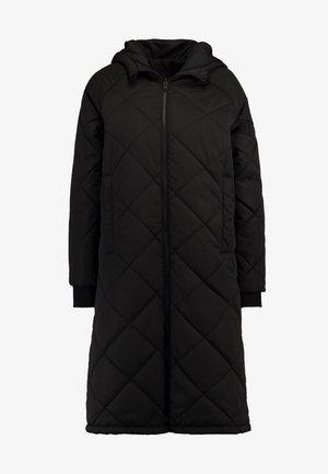 SLFMADDY COAT - Wollmantel/klassischer Mantel - black
