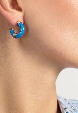 Oorbellen - blau