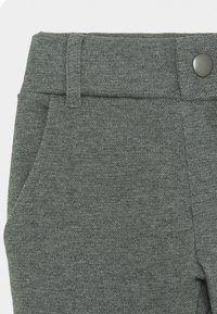 Name it - NKMOLSON PANT - Suit trousers - dark grey melange - 2
