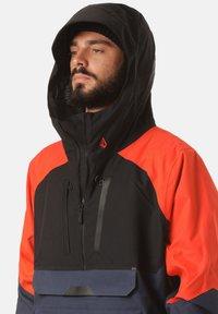 Volcom - BRIGHTON - Snowboard jacket - blue - 2