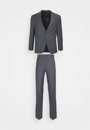 FLEX SLIM FIT SUIT - Suit - grey