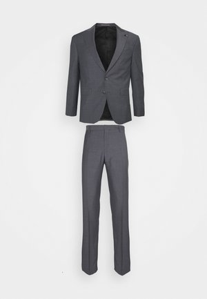 FLEX SLIM FIT SUIT - Suit - grey