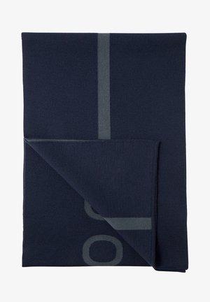 Scarf - navy-blau