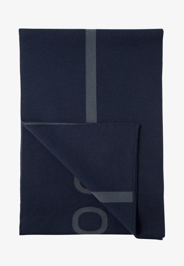 Sjaal - navy-blau