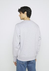Lacoste - Sweatshirt - silver chine/elephant grey - 2