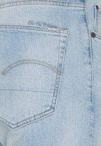 G-Star - 3301 SLIM - Slim fit -farkut - vintage glacial blue - 6