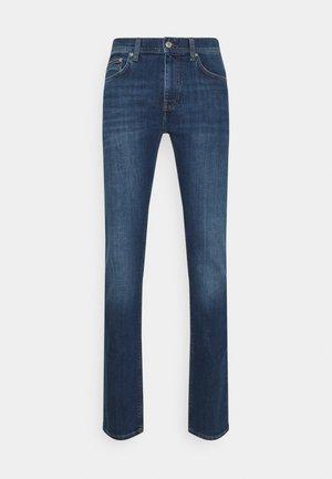 SLIM BLEECKER - Slim fit jeans - austin indigo