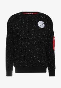 Alpha Industries - NASA TAPE - Sweatshirt - black - 3