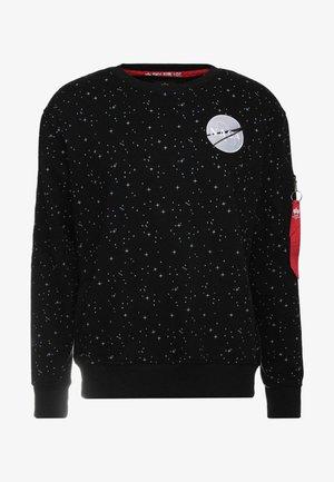 NASA TAPE - Bluza - black