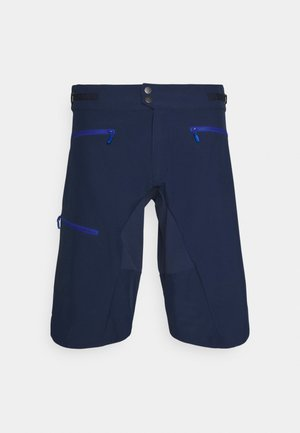 FJØRÅ FLEX1 MID WEIGHT SHORTS - Träningsshorts - indigo night