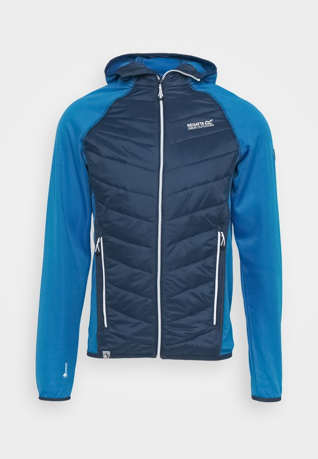 ANDRESON HYBRID - Outdoorjacka - dark blue