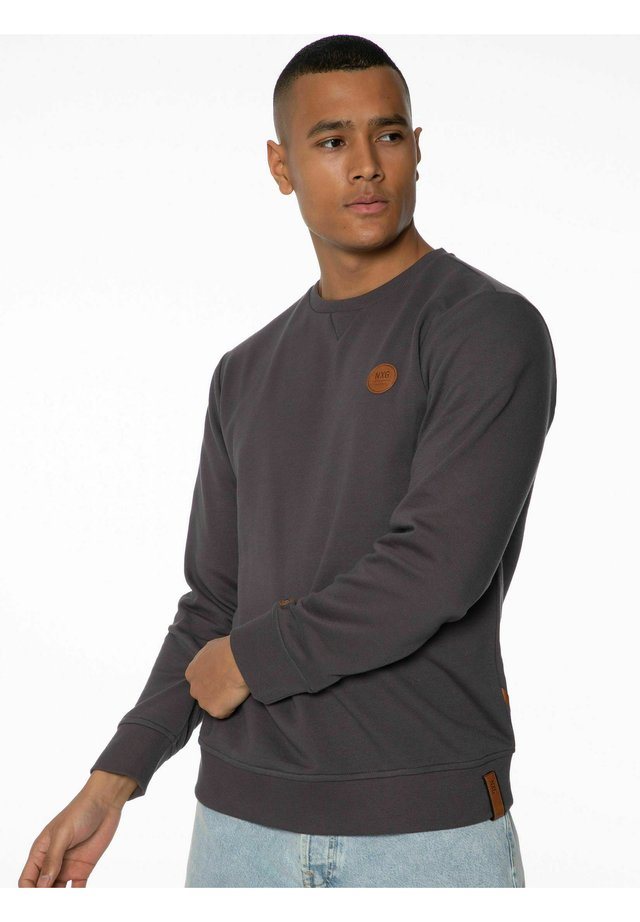 Sweatshirt - deep grey