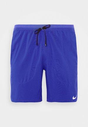 FLEX STRIDE SHORT - Sports shorts - astronomy blue/silver