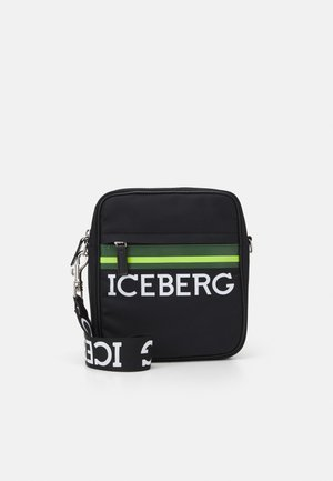 CROSSBODY BAG MOLLY - Across body bag - black