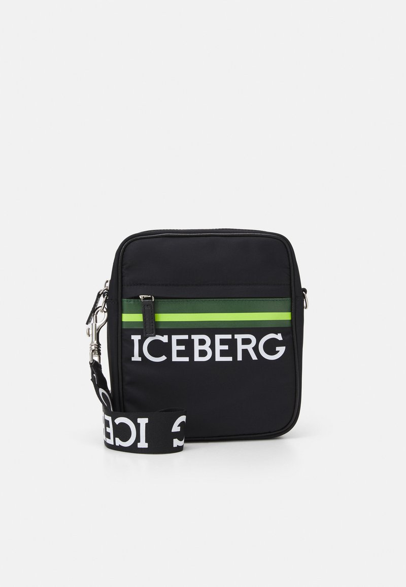 Iceberg - CROSSBODY BAG MOLLY - Across body bag - black