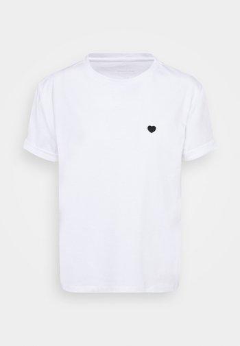SERZ - Basic T-shirt - white