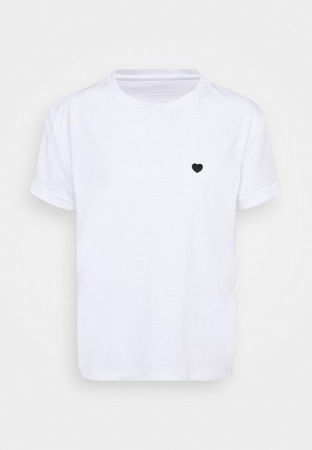SERZ - T-shirts basic - white