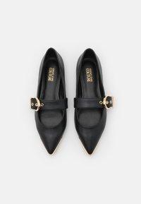 Versace Jeans Couture - Baleríny - black - 4