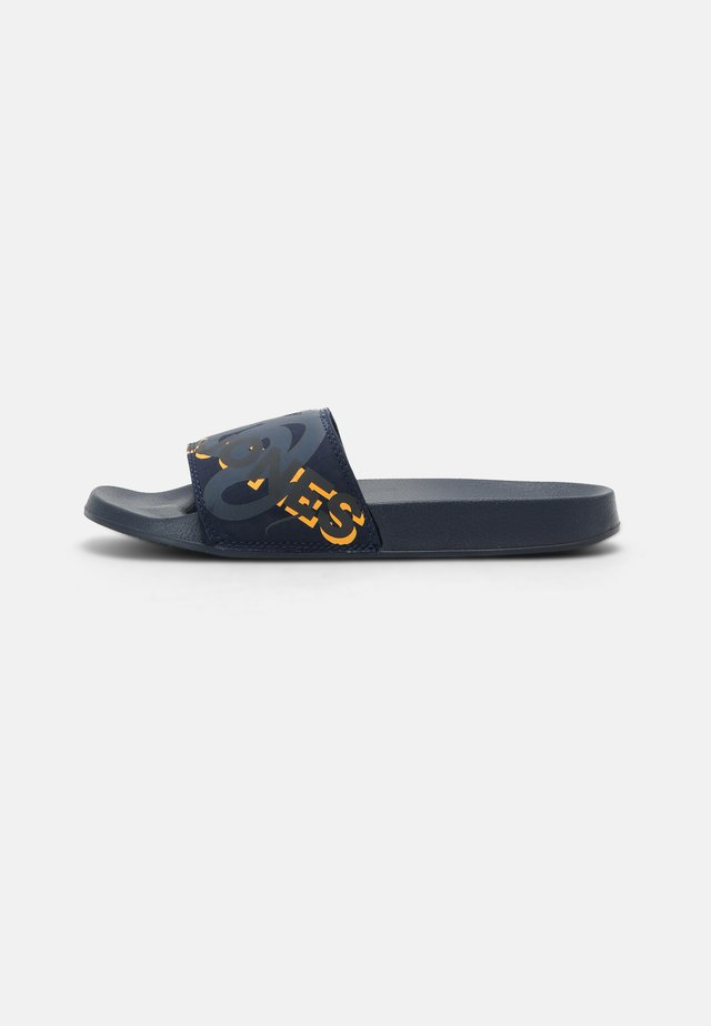 POOL SLIDER  - Sandales de bain - navy blazer