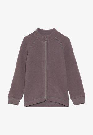 JACKET - Fleecová bunda - rose/taupe